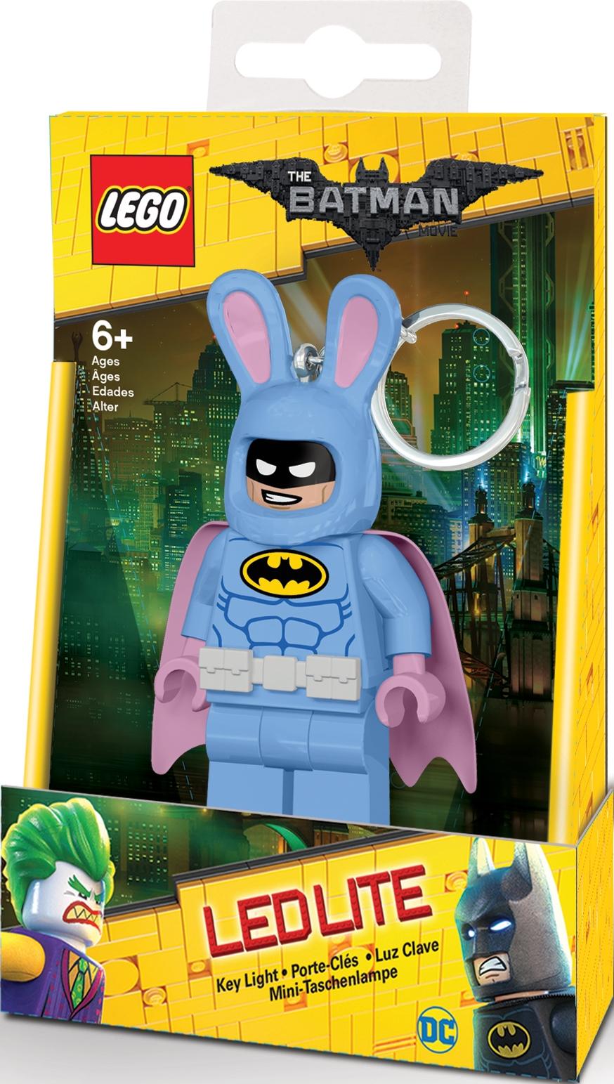 Easter Bunny Batman Key Light