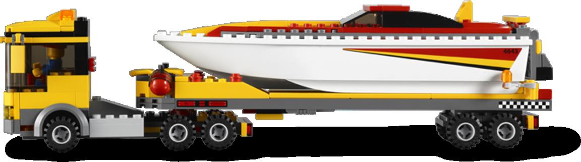 Power Boat Transporter
