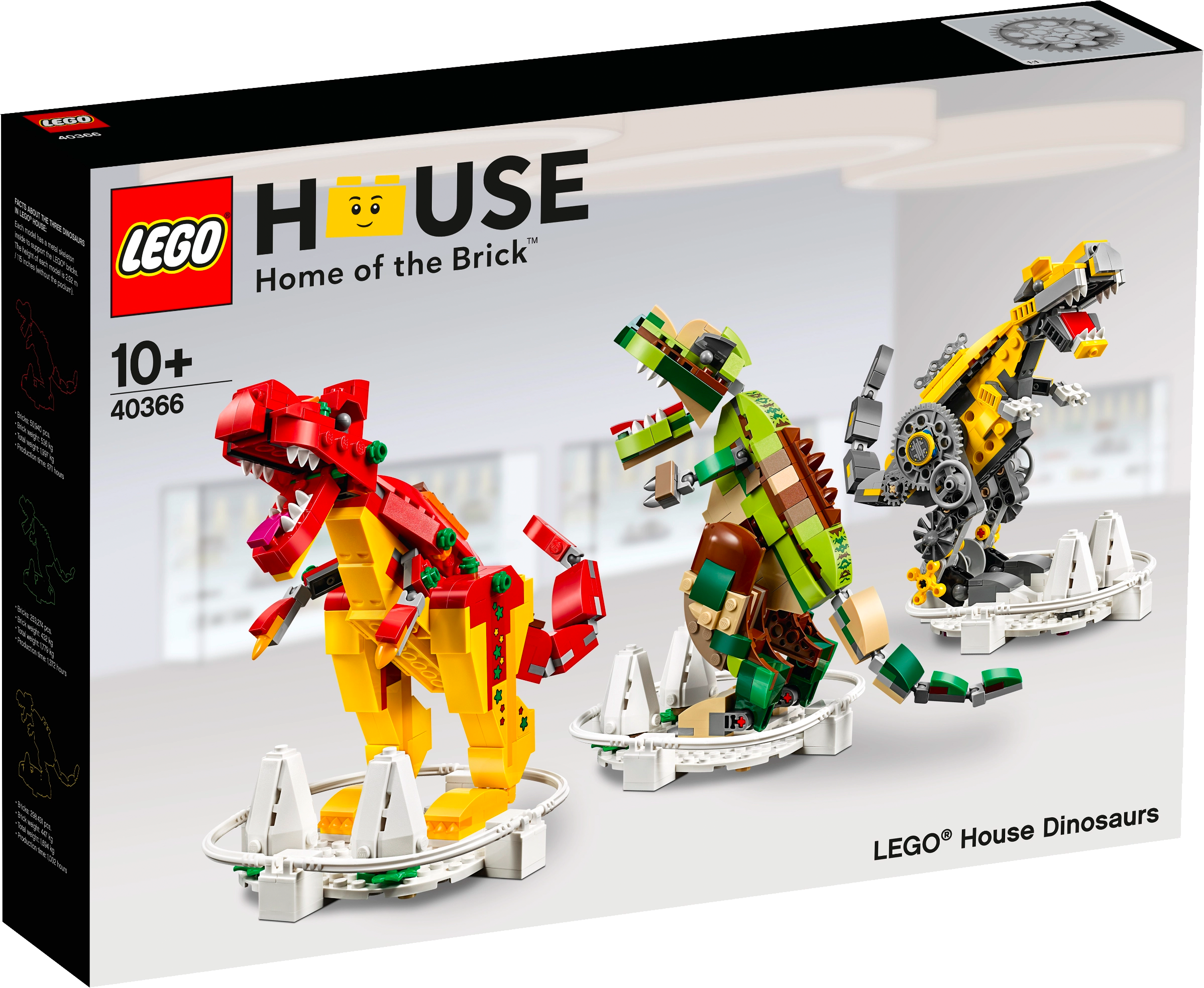 House Dinosaurs