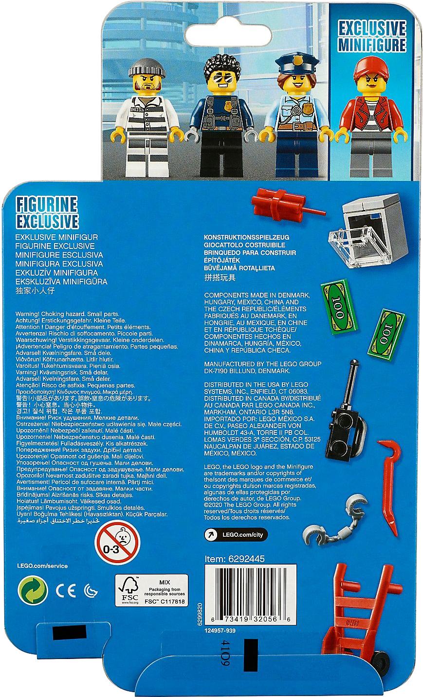 Police MF Accessory Set