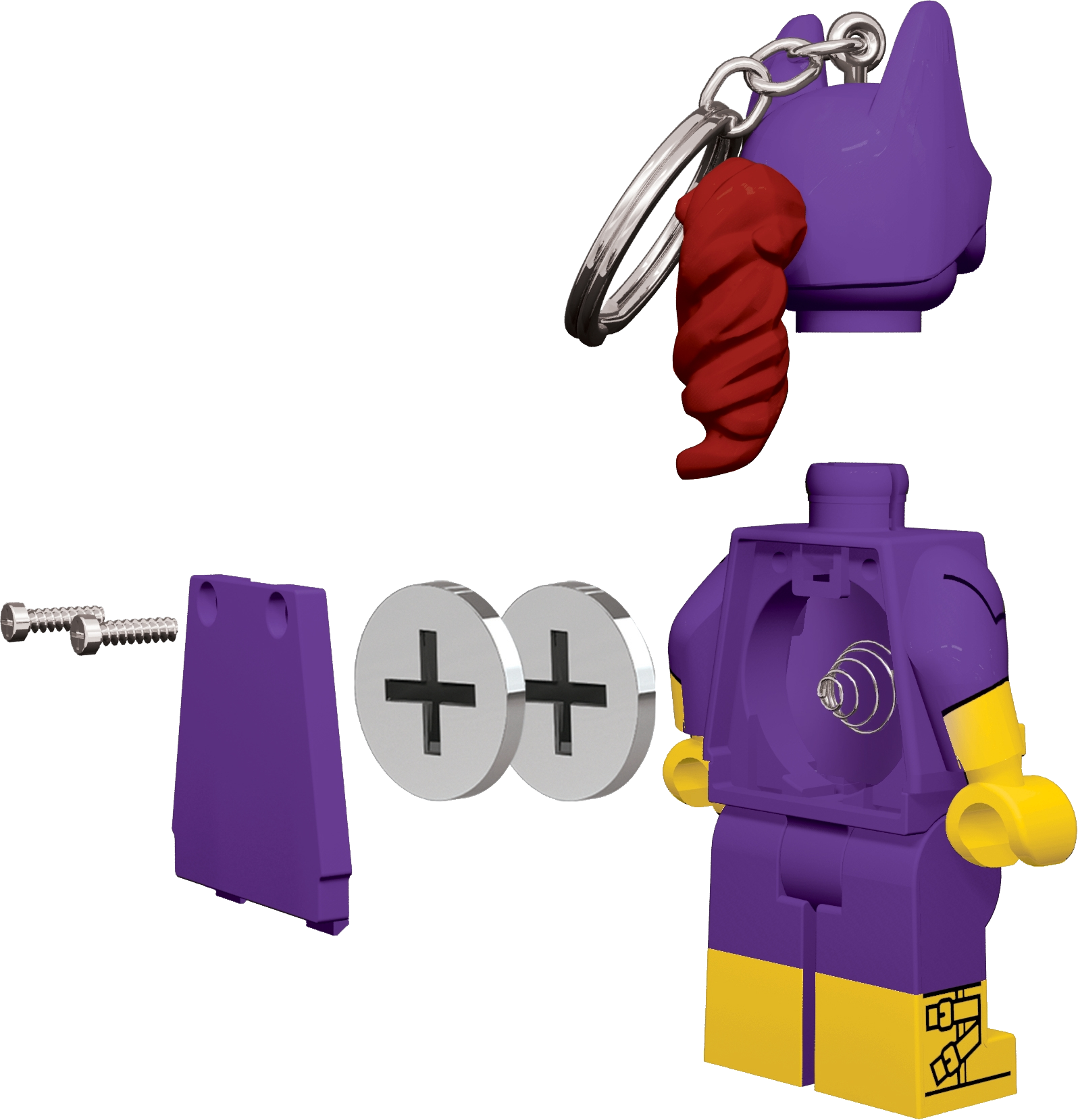 Batgirl Key Light