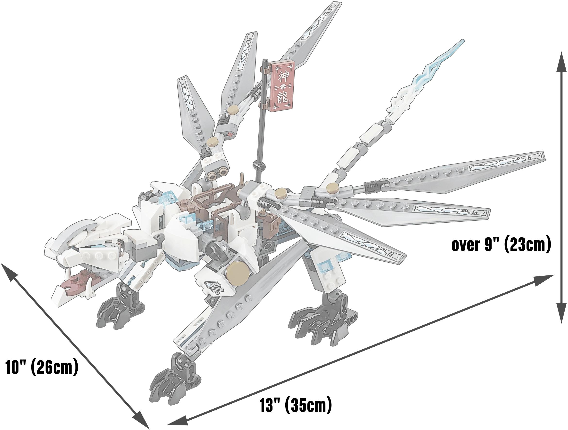 Titanium Dragon