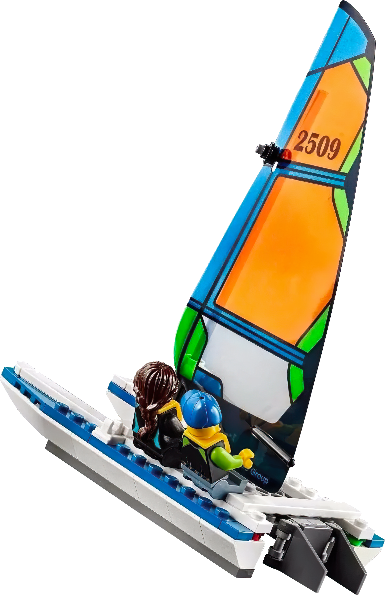 4x4 with Catamaran