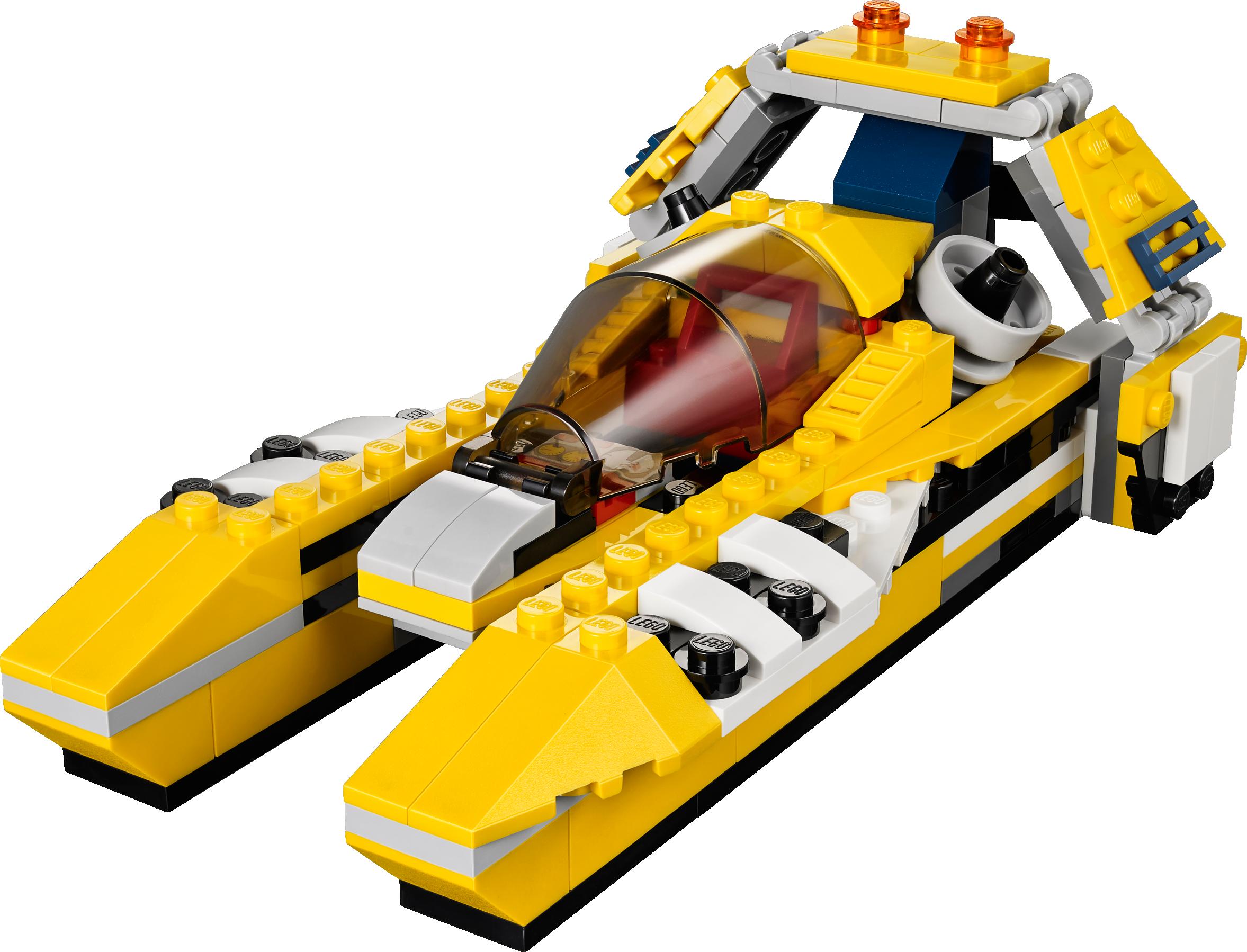 Yellow Racers