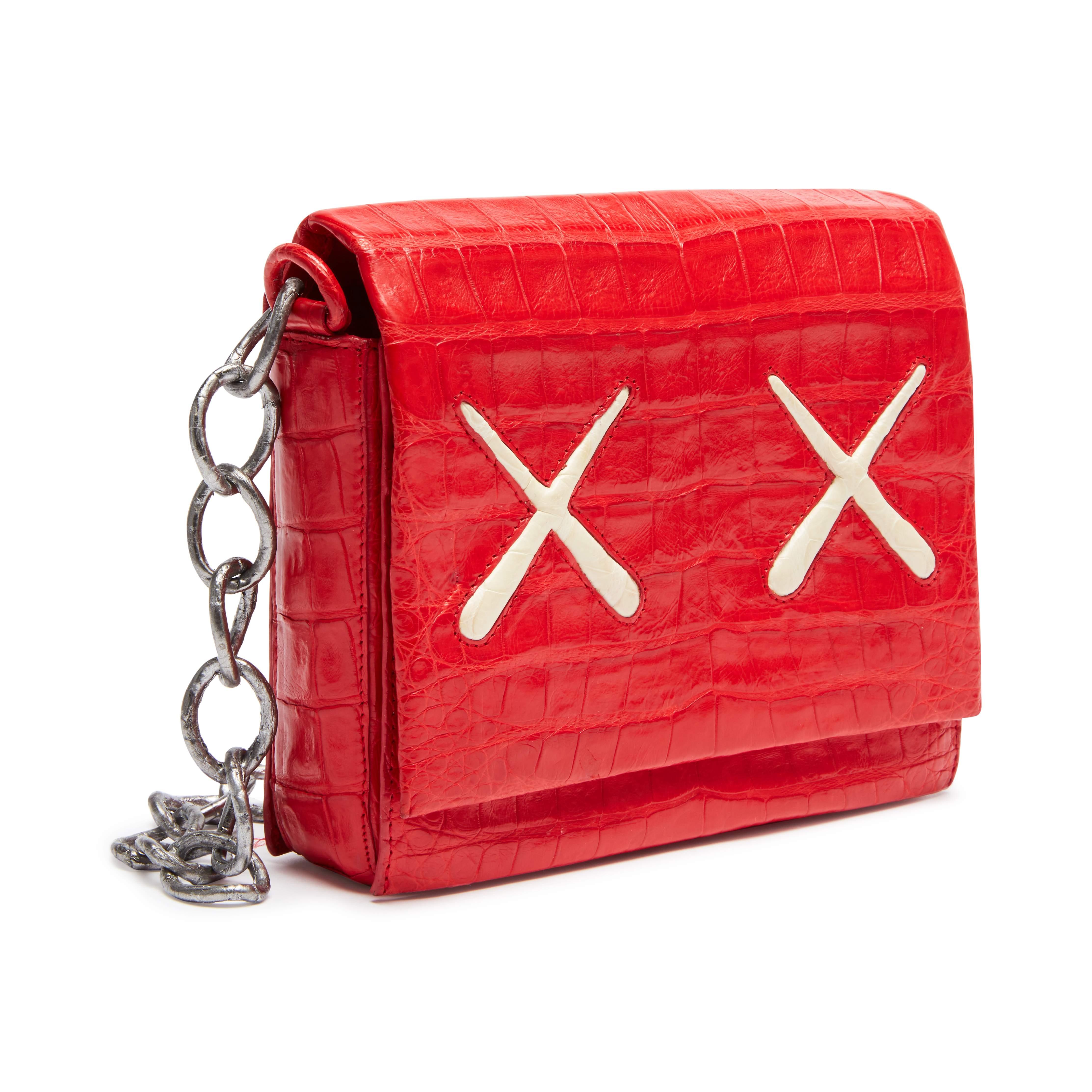 kaws-xx-gio-crocodile-crossbody-red-bag-a64f