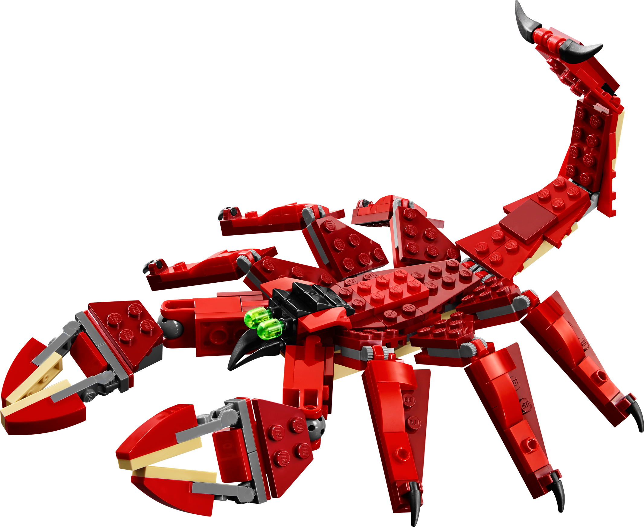 Red Creatures