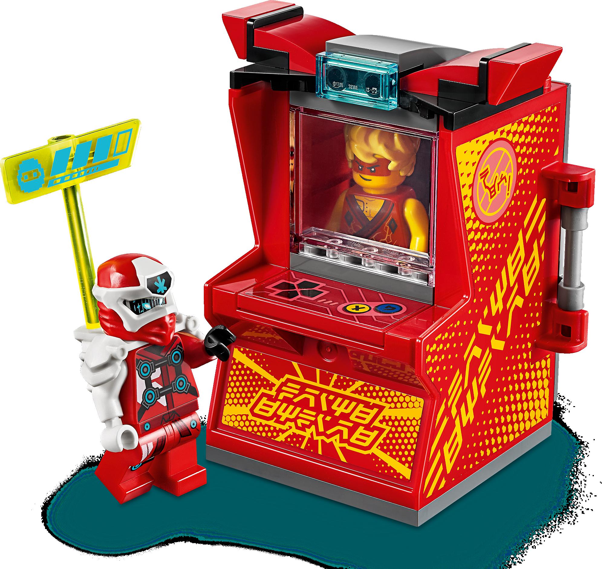 Kai Avatar - Arcade Pod