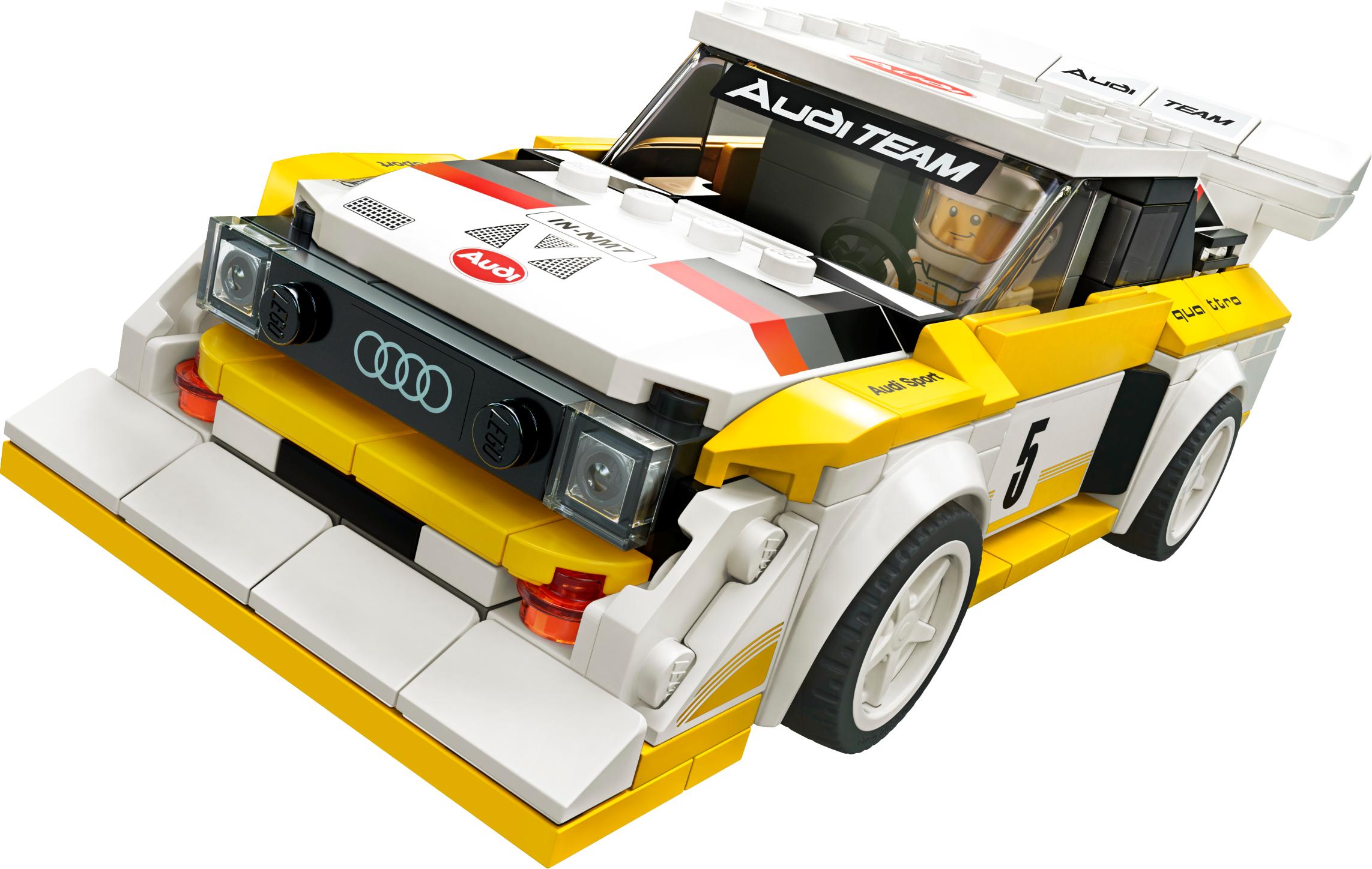 1985 Audi Sport quattro S1