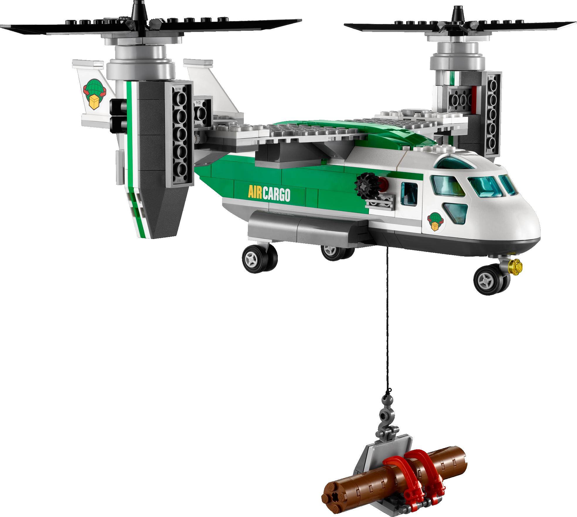 Cargo Heliplane
