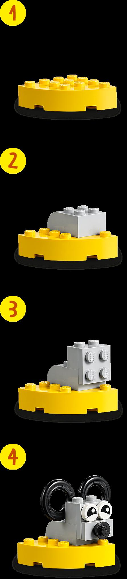 Creative Building Bricks