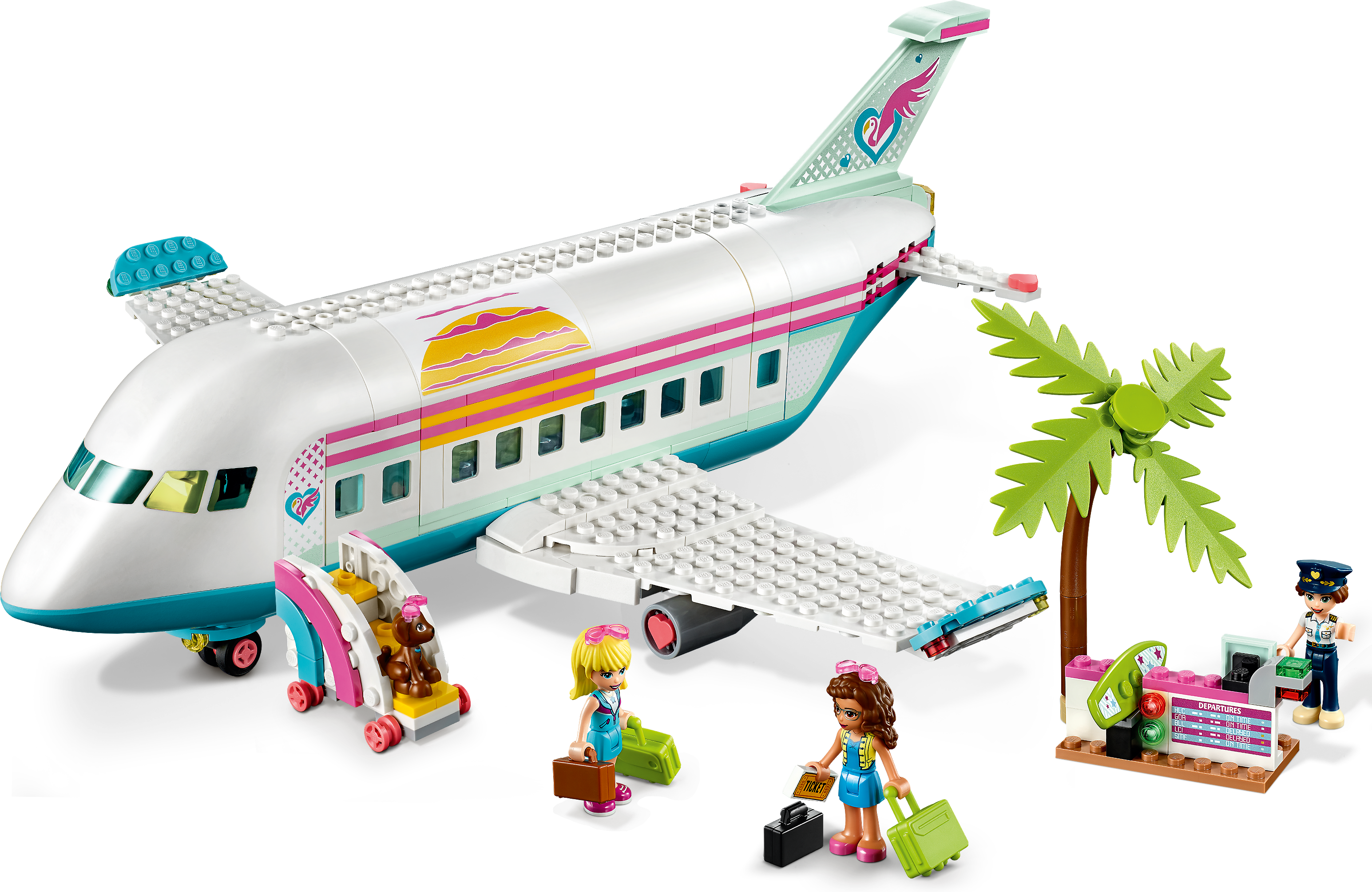 Heartlake City Airplane