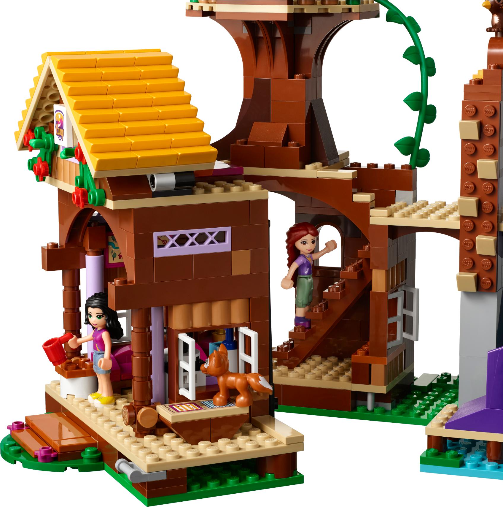 Adventure Camp Tree House