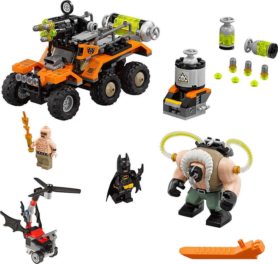 Bane™ Toxic Truck Attack