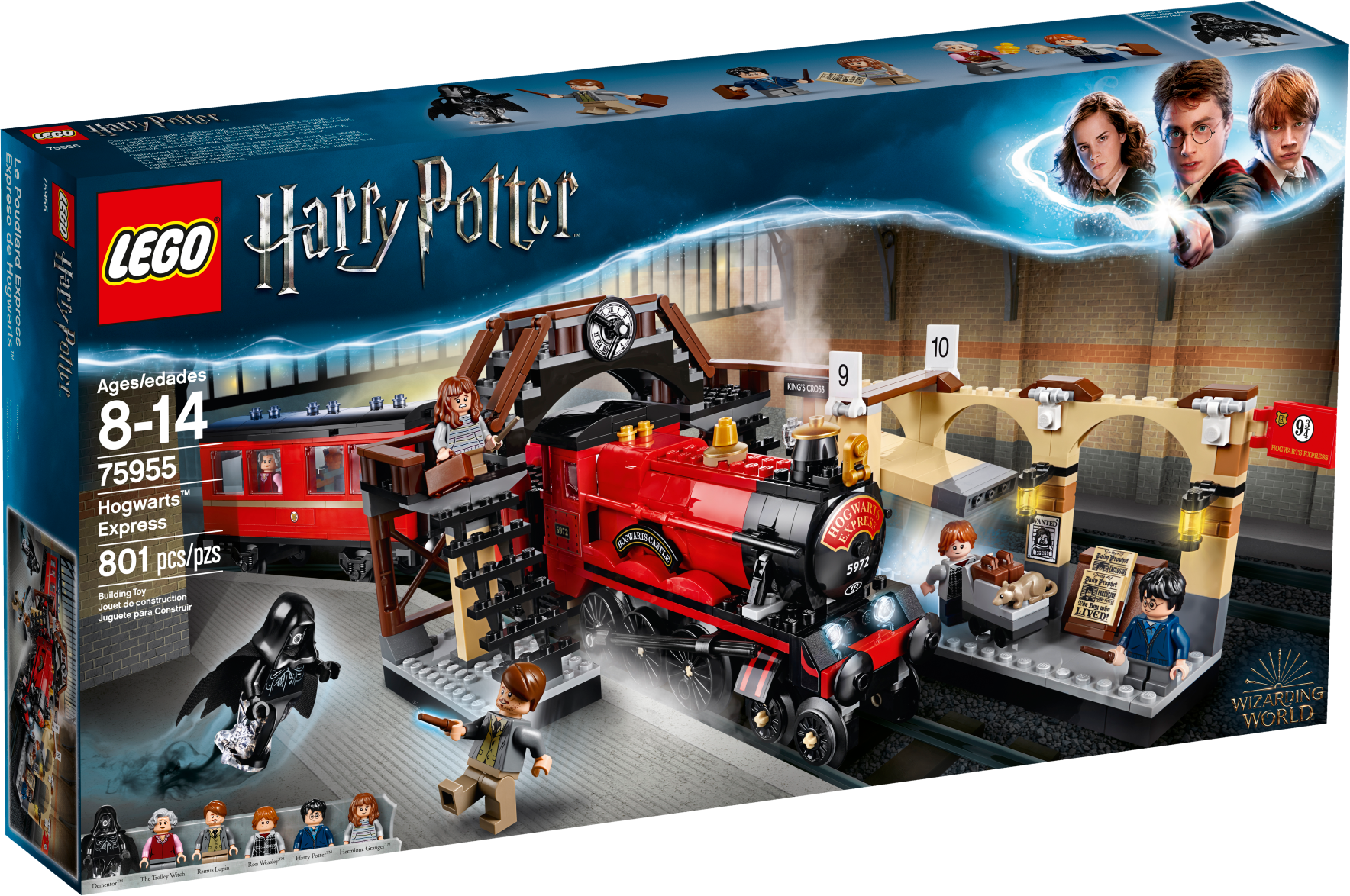 """Hogwarts"""" Express"""