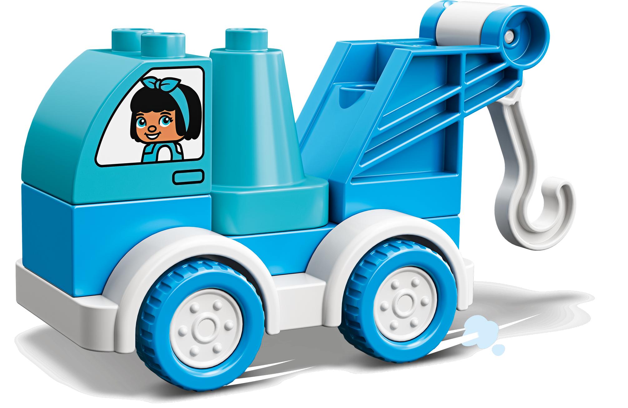 LEGO DUPLO Tow Truck