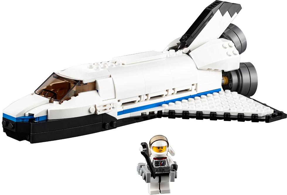 Space Shuttle Explorer
