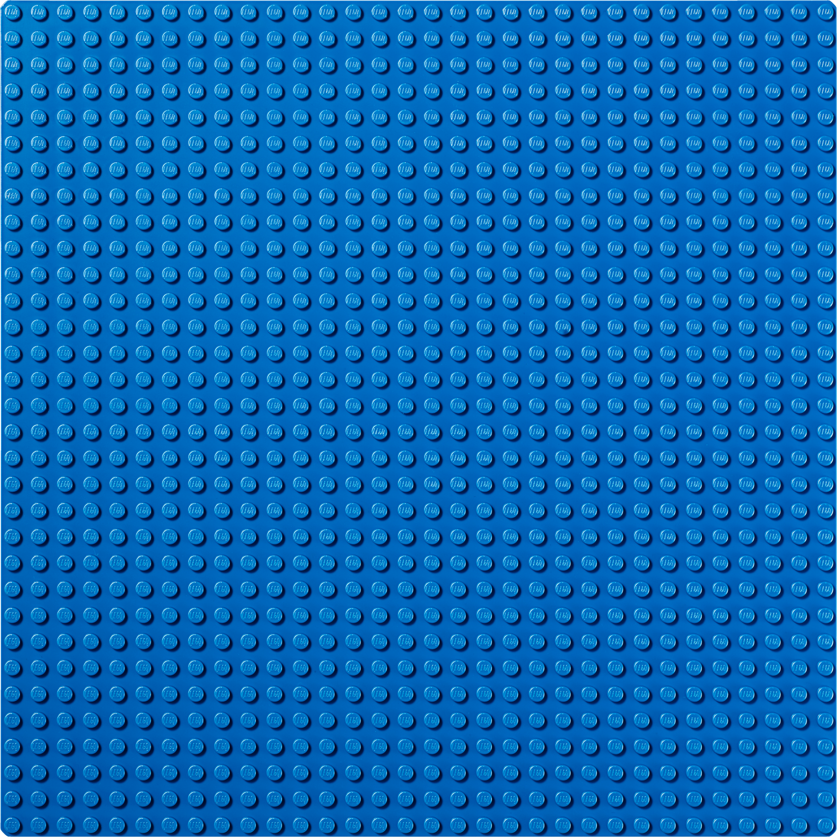 Blue Baseplate