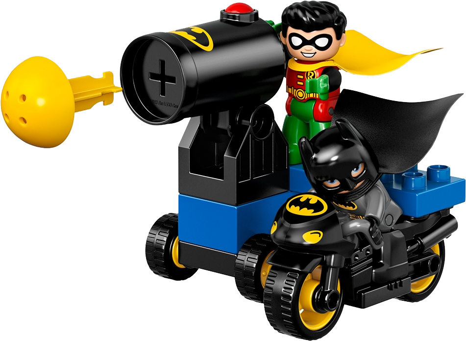 Batcave Challenge