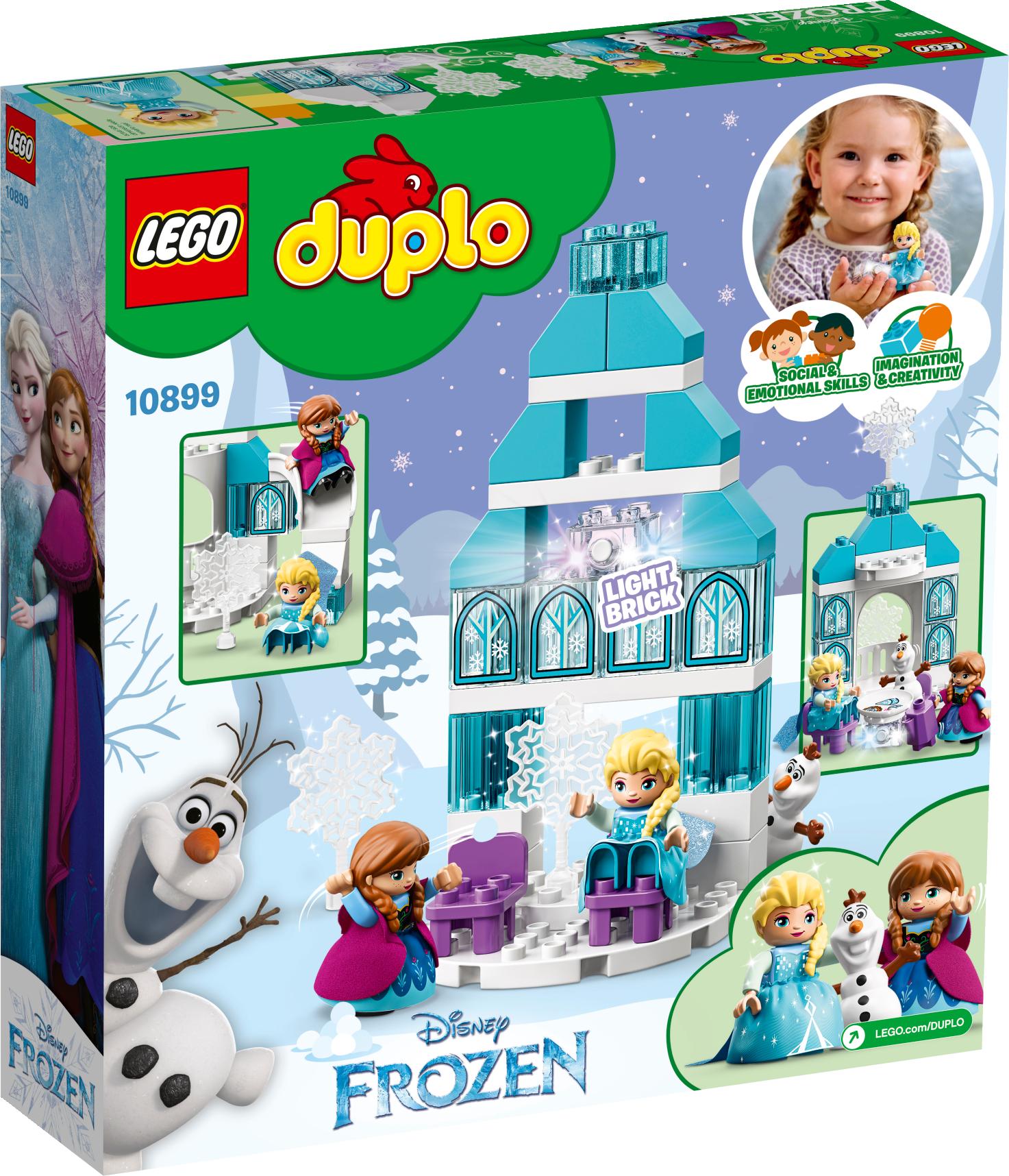 Frozen Ice Castle