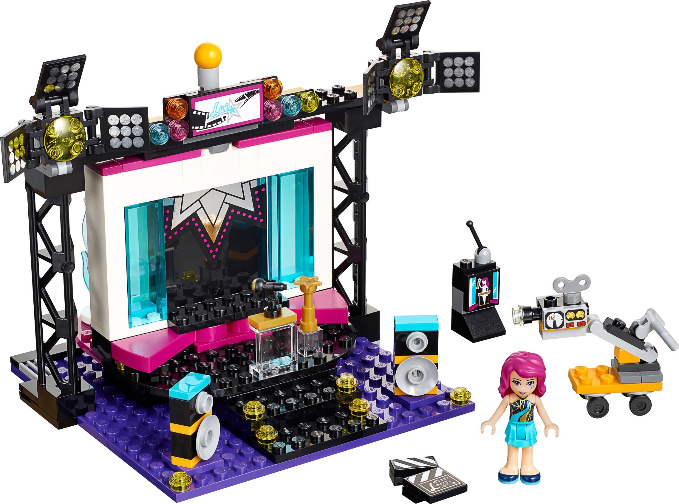 Pop Star TV Studio