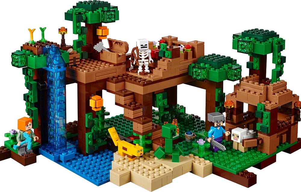 The Jungle Tree House