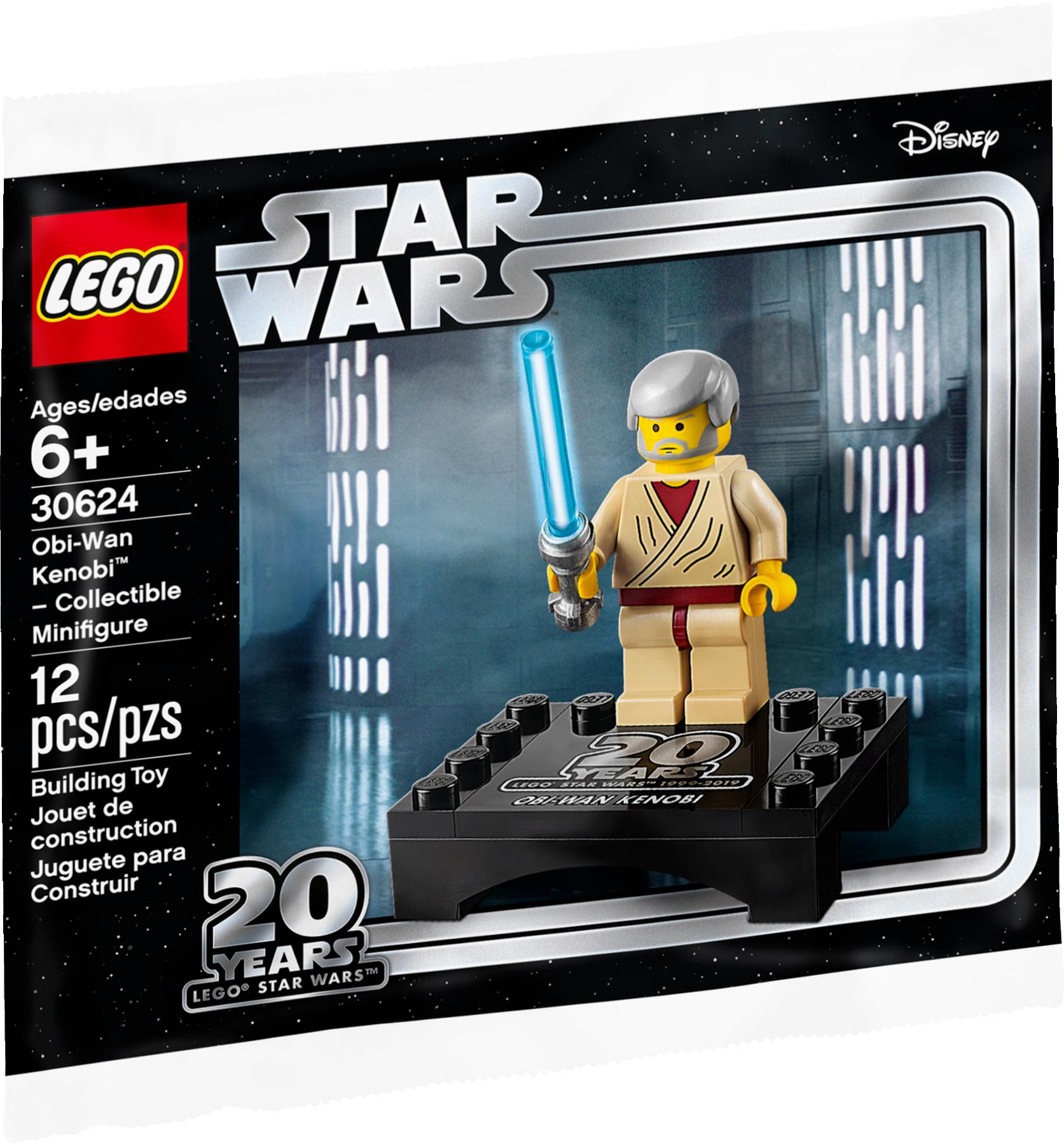 Obi-Wan Kenobi - Collectable Minifigure