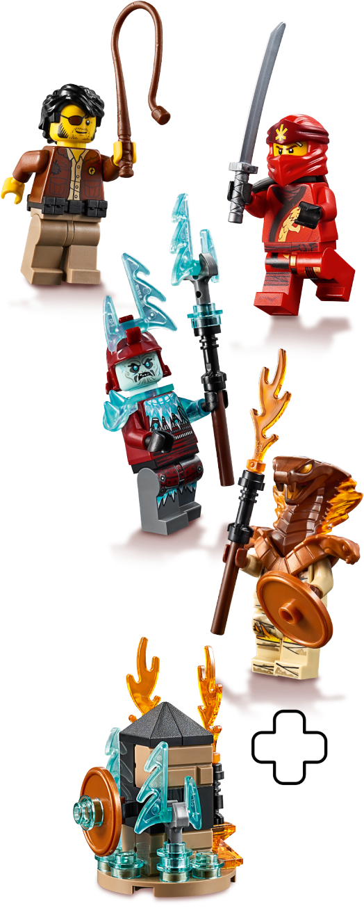 MF Set NINJAGO 2019