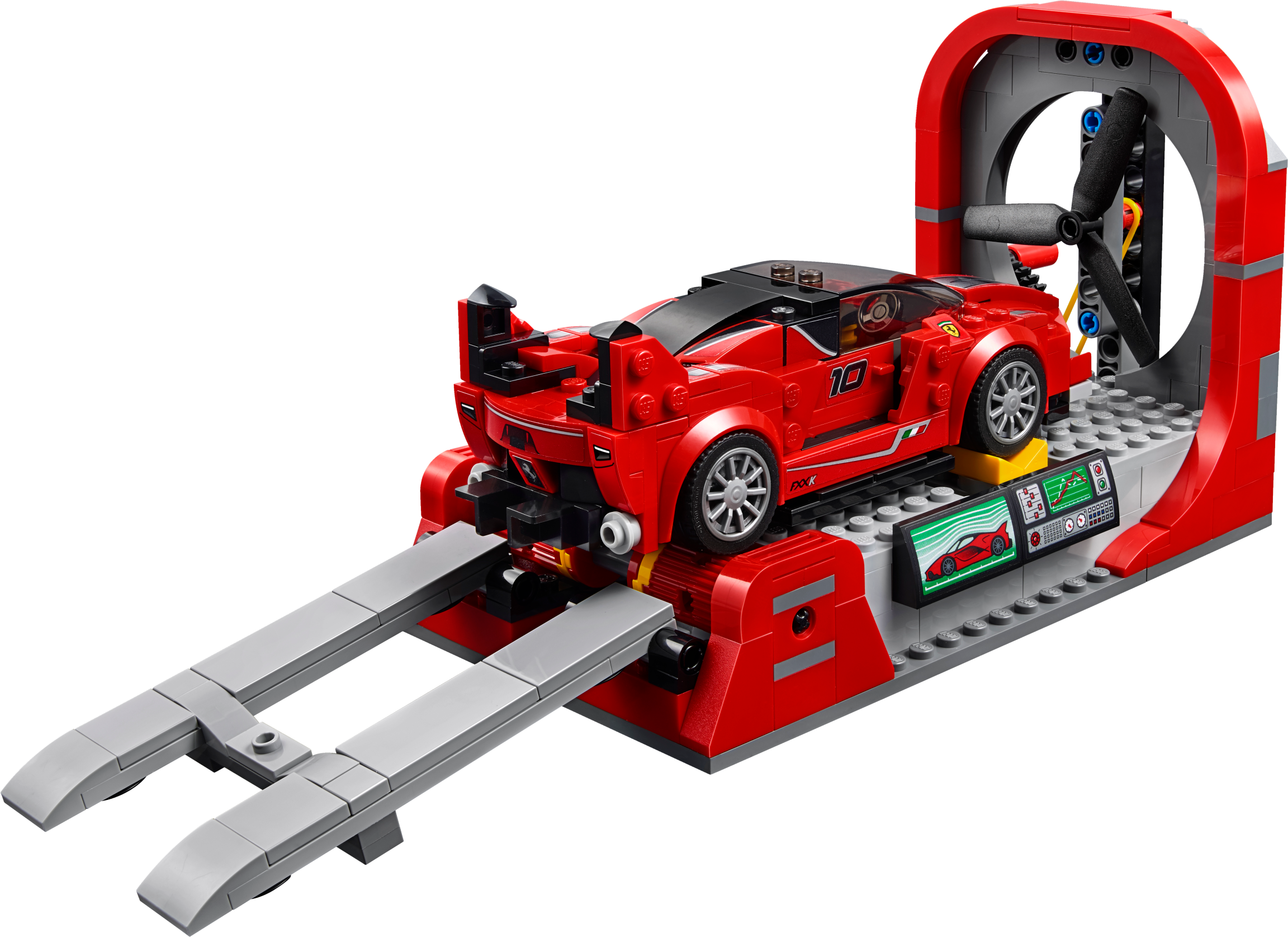 Ferrari FXX K & Development Center