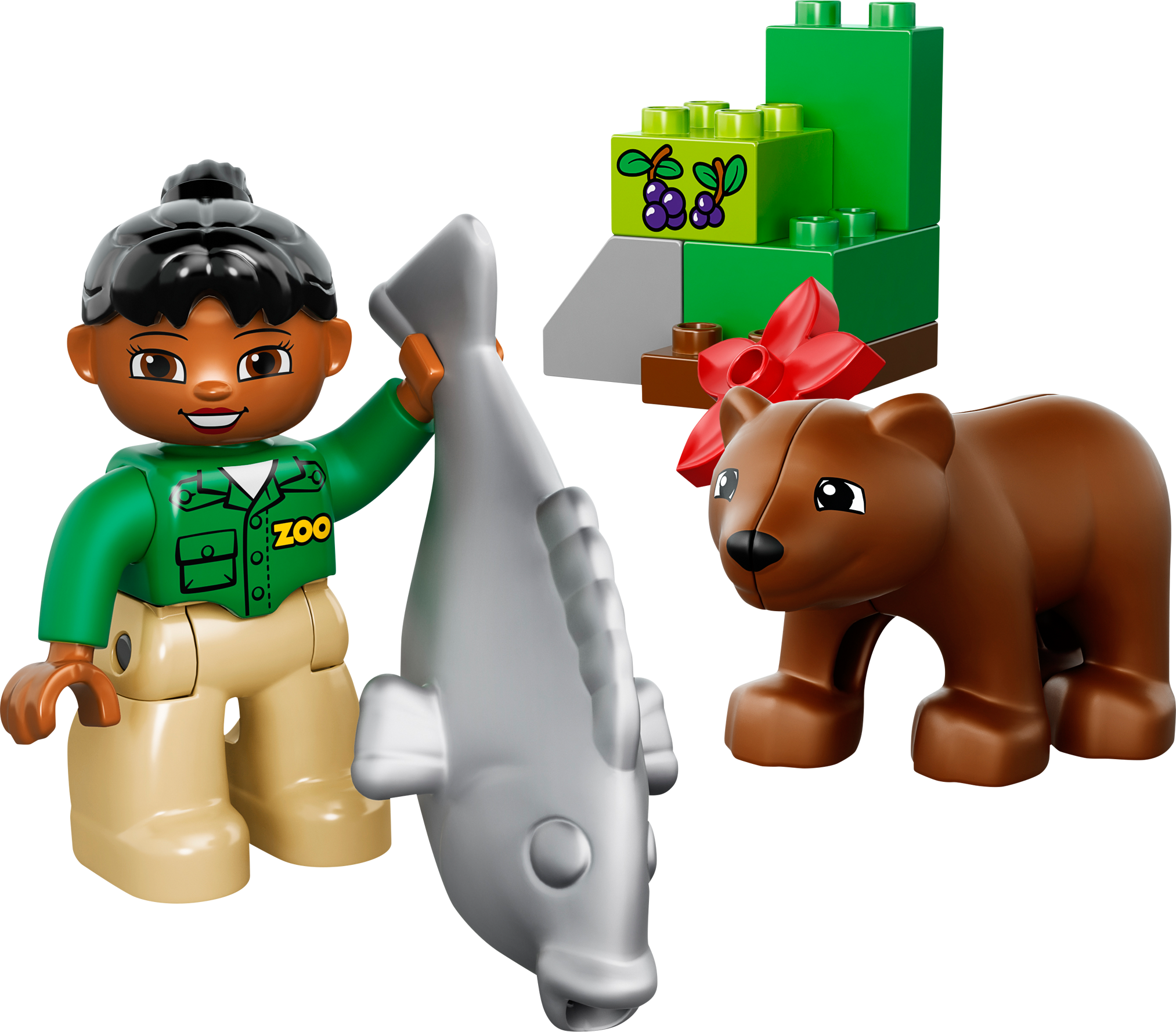 Lego Duplo Zoo Care