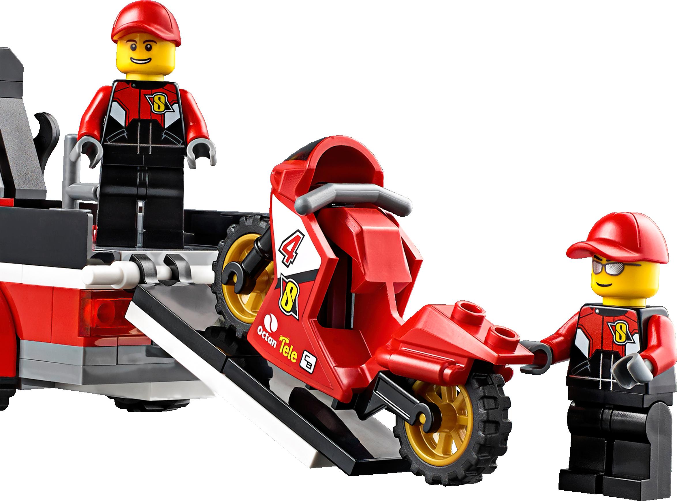 Racing Bike Transporter