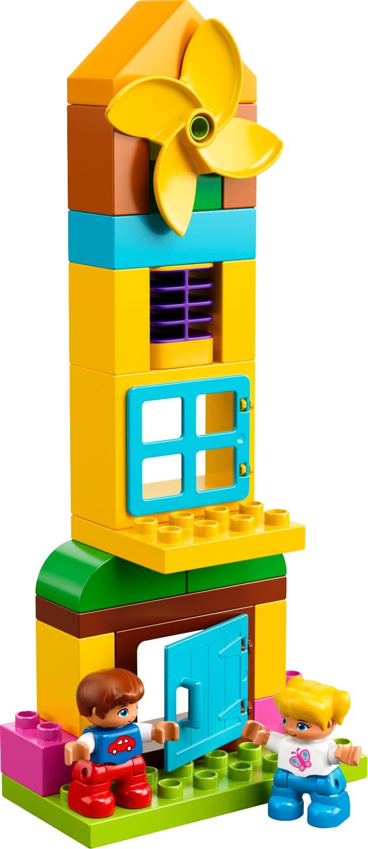 Large Playground Brick Box