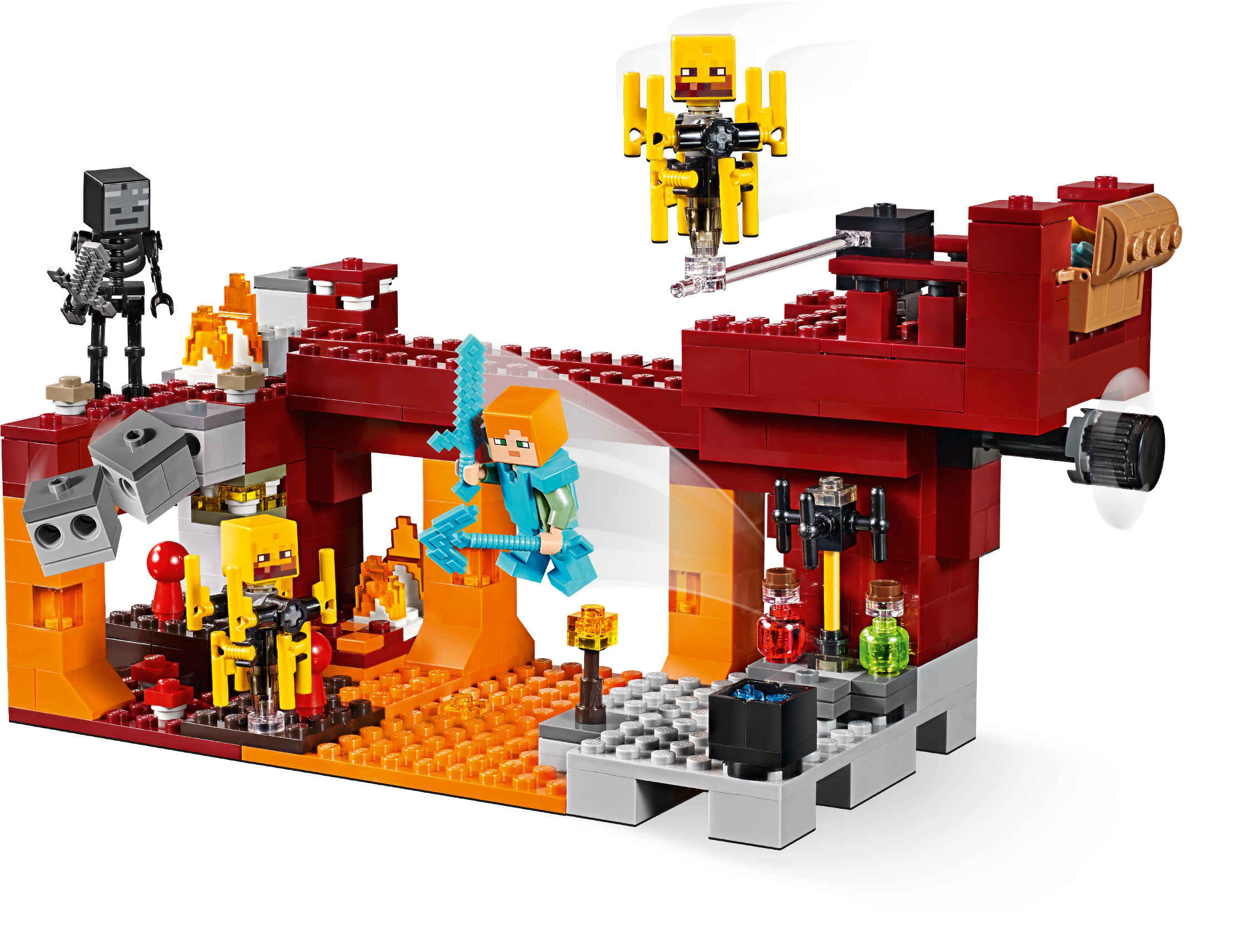The Blaze Bridge