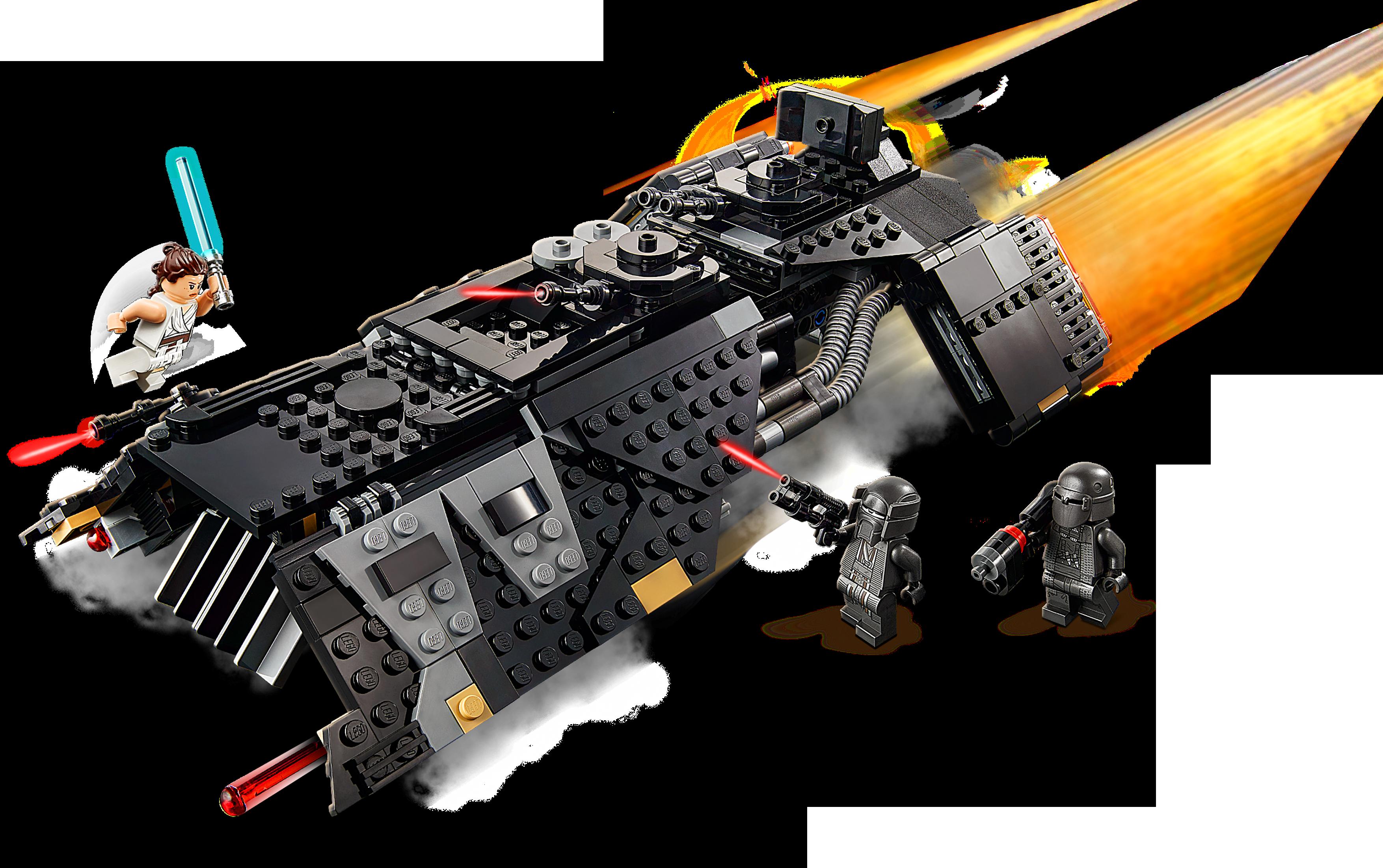 """Knights of Ren"""" Transport Ship"""