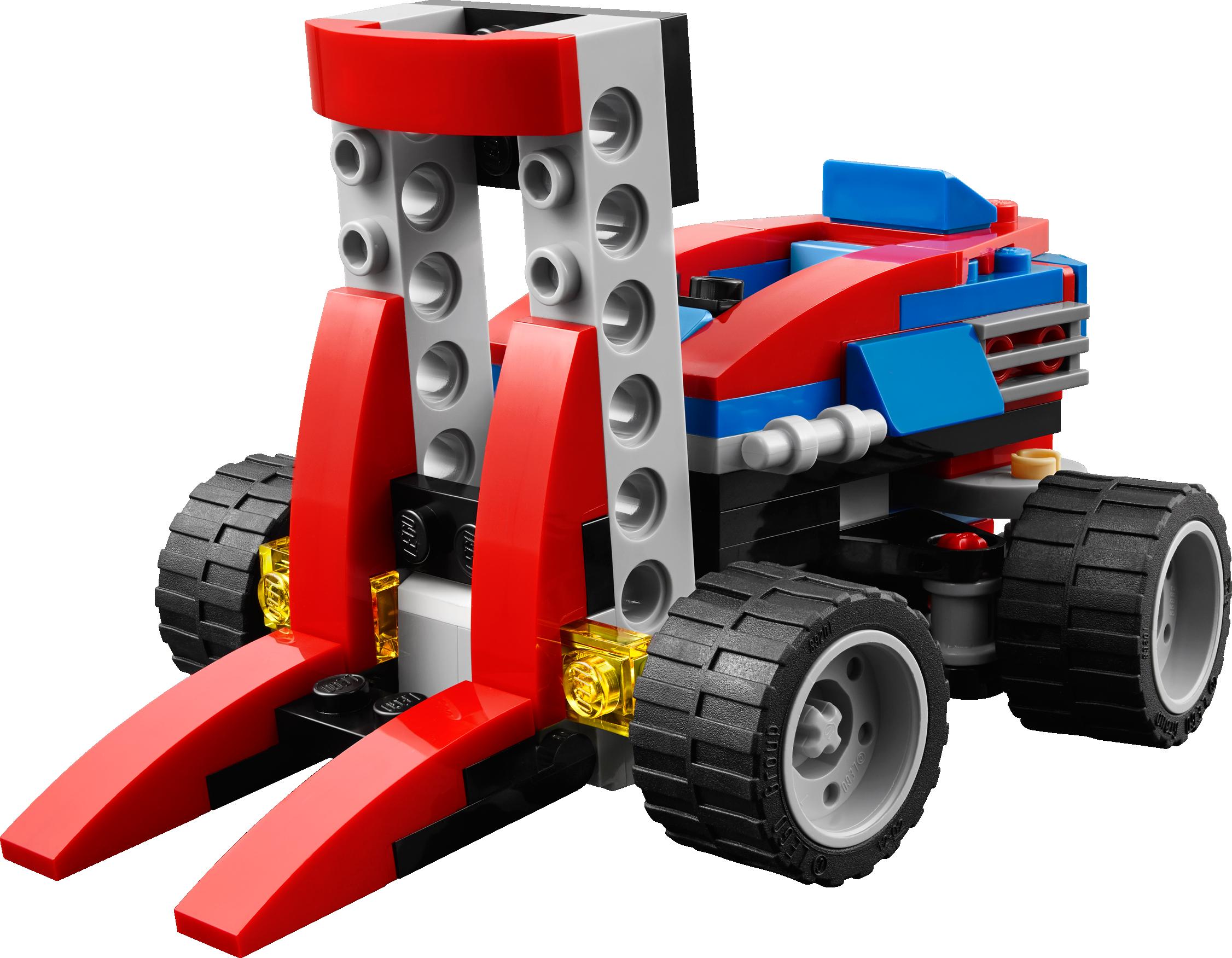 Red Go-Kart