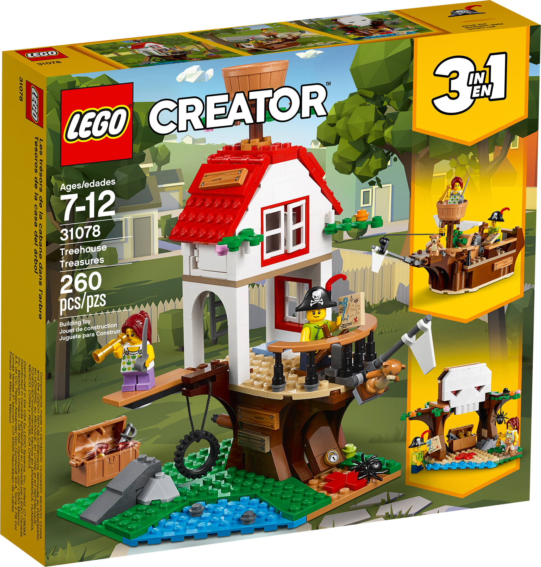 Treehouse Treasures