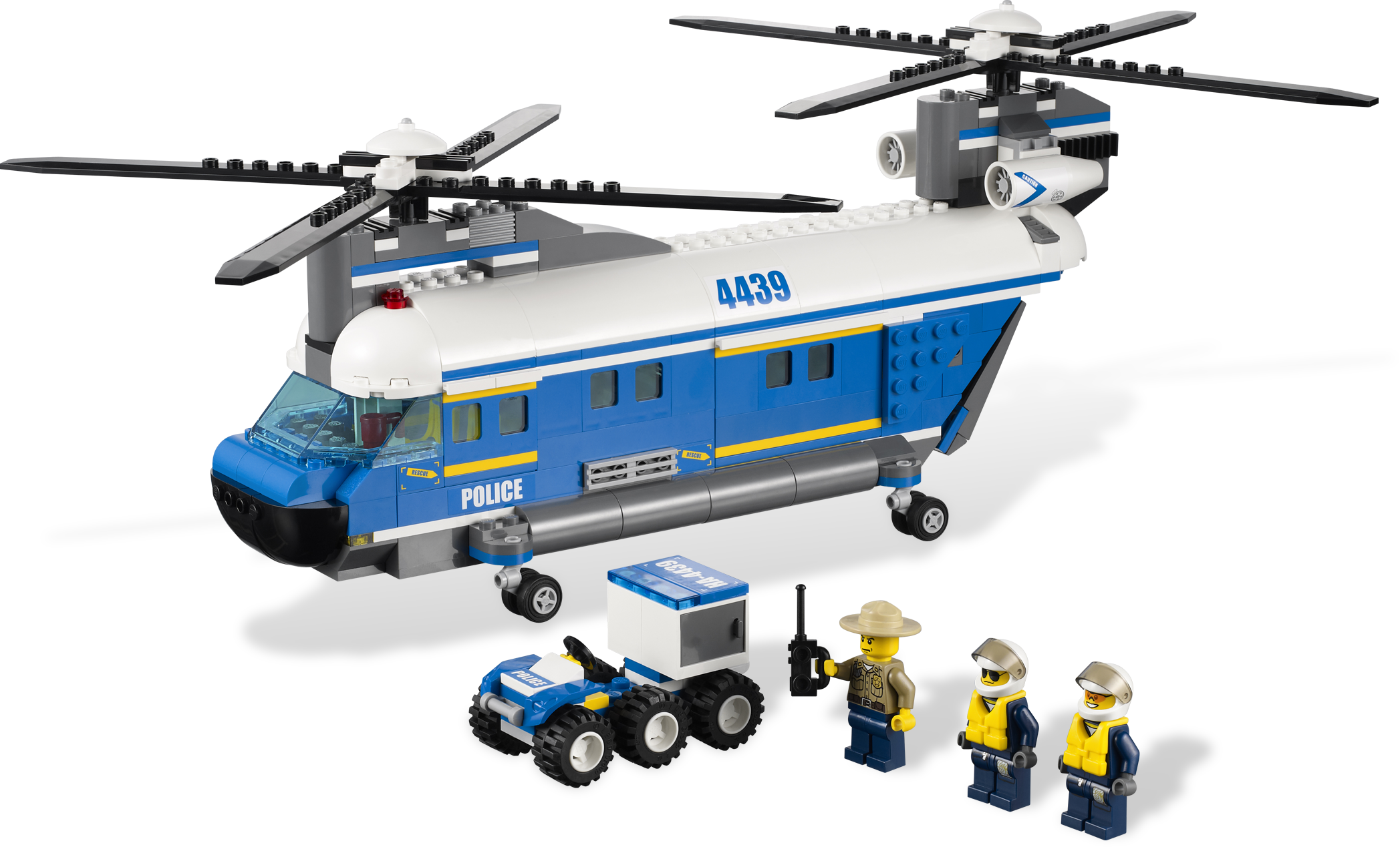 Heavy-Lift Helicopter