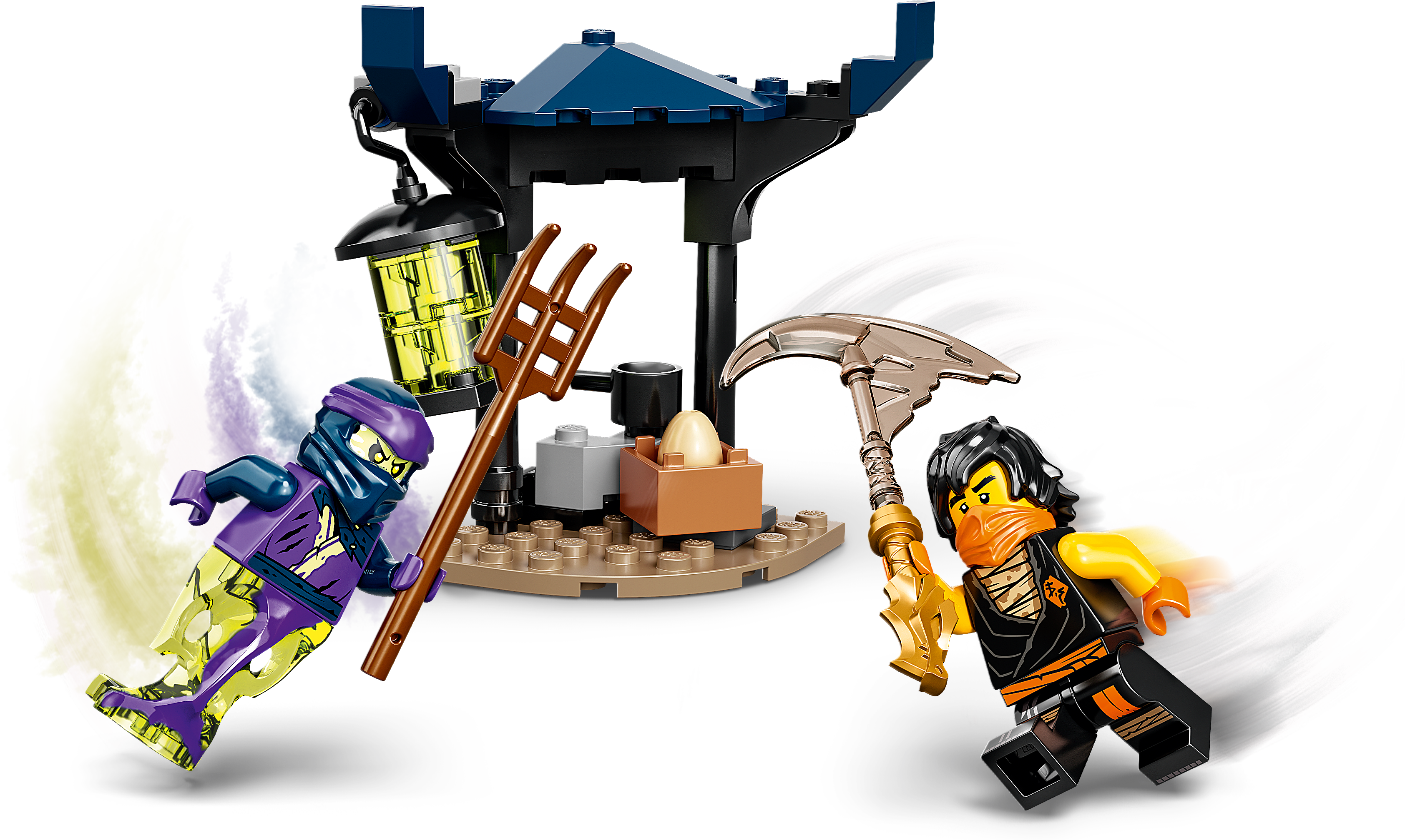 Epic Battle Set - Cole vs. Ghost Warrior