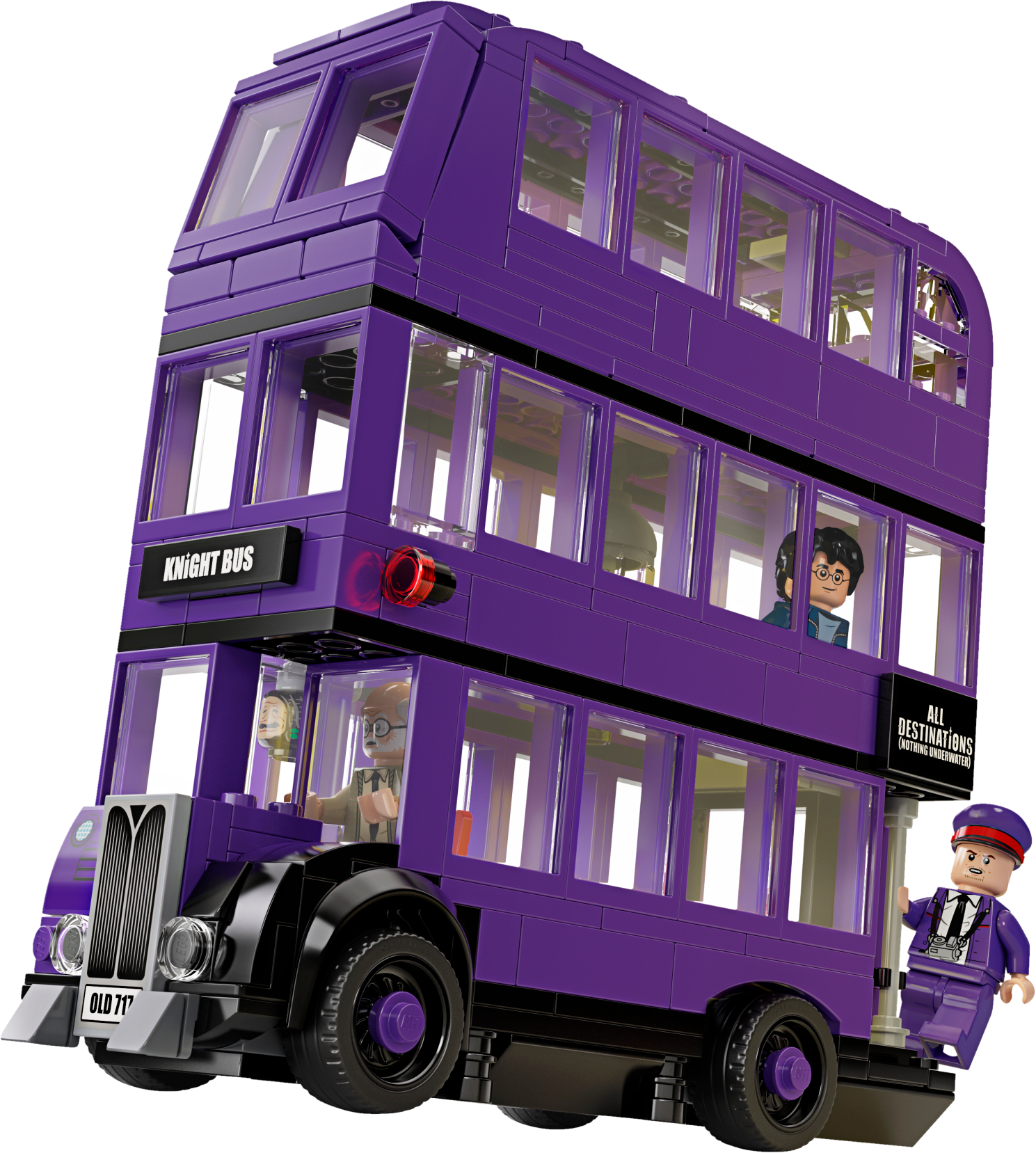 The Knight Bus""