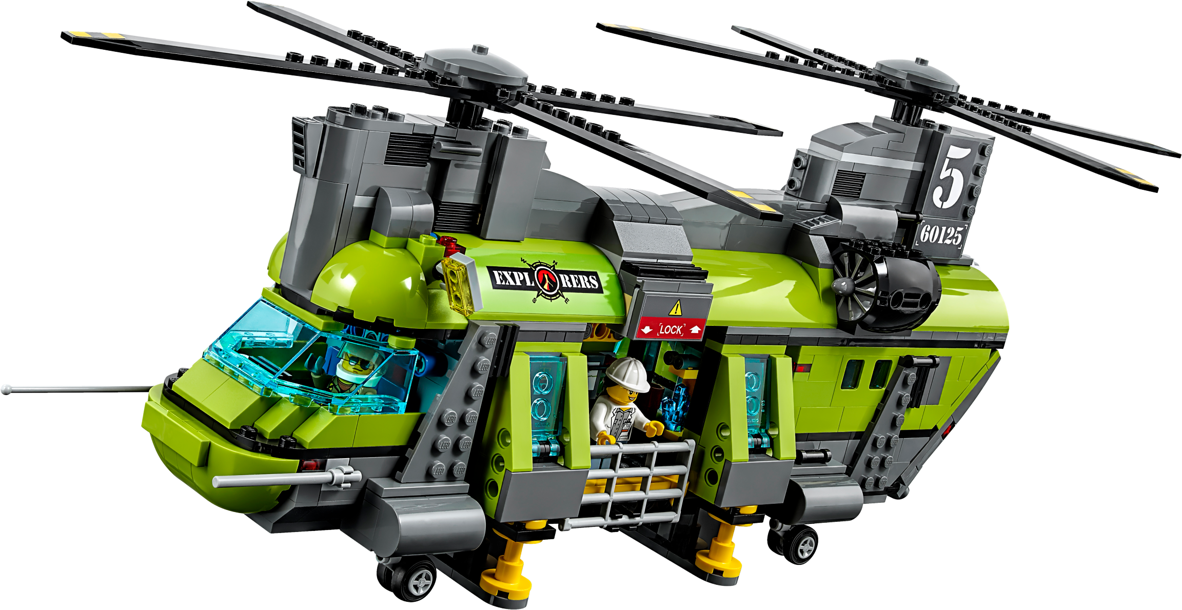 Volcano Heavy-lift Helicopter