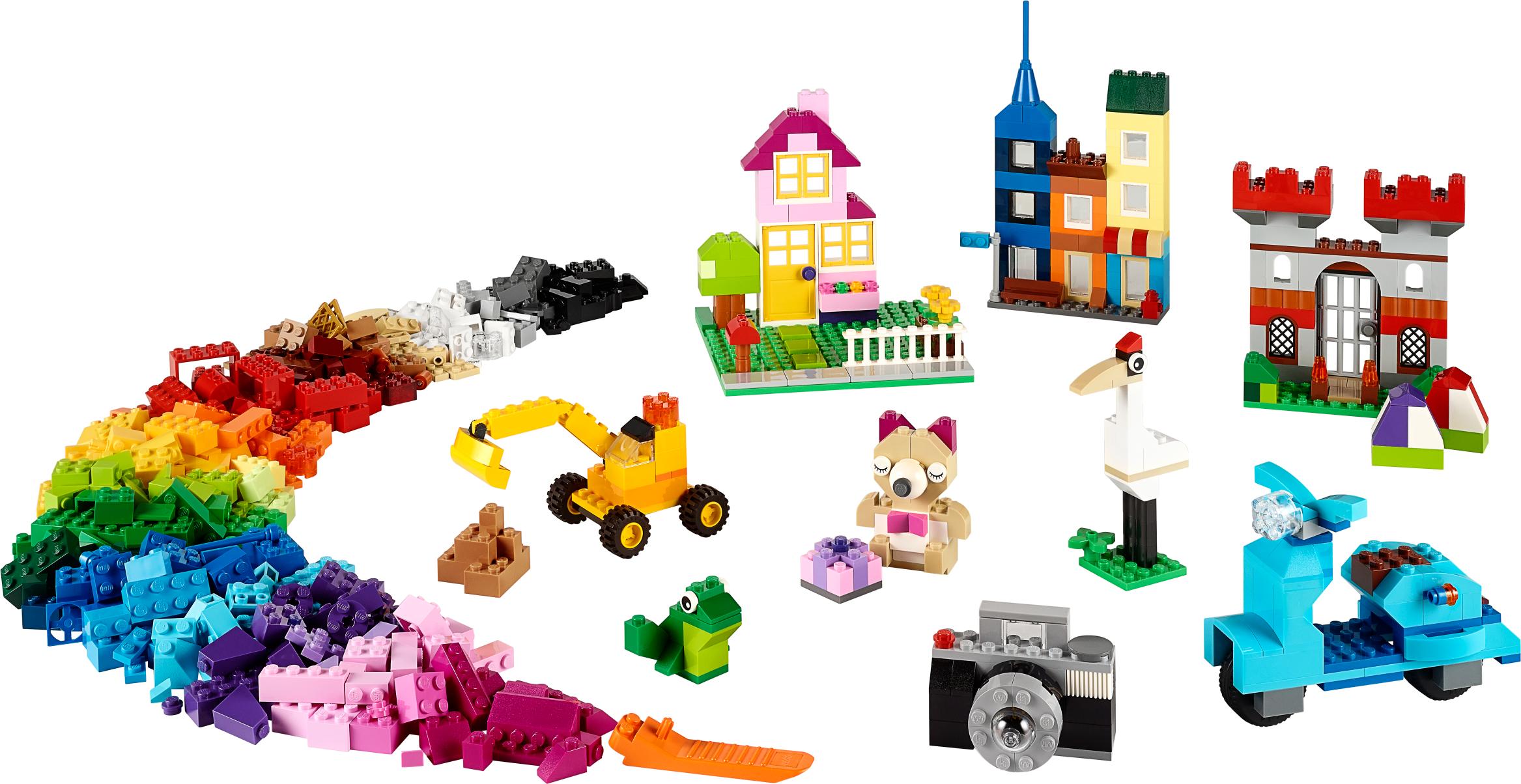 LEGO Large Creative Brick Box