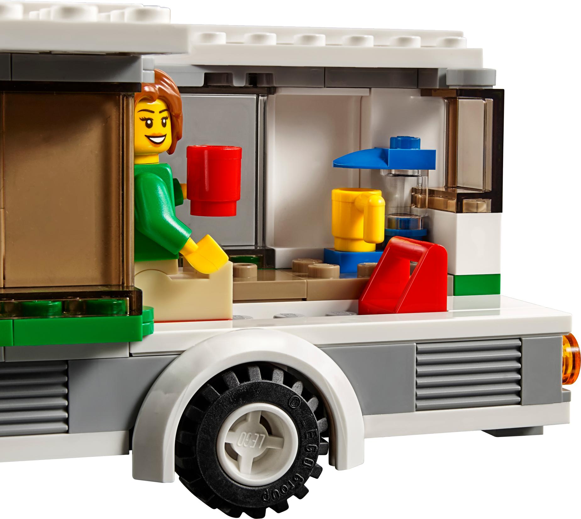 Van & Caravan
