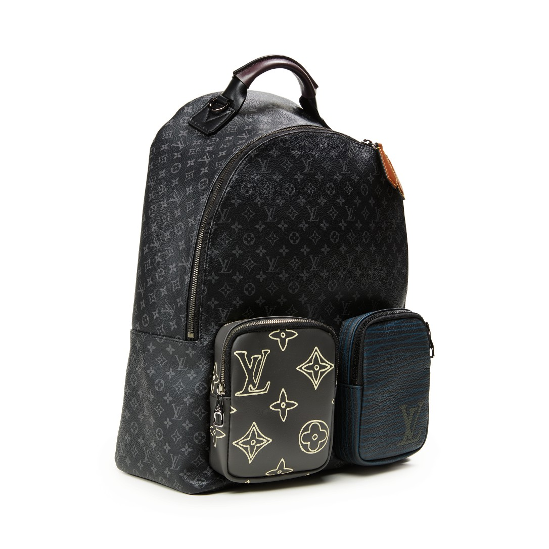 patchwork-virgin-abloh-fall-winter-2020-monogram-and-epi-canvas-and-leather-multipocket-backpack-silver-colour-aged-gold-colour-and-white-hardware-839f