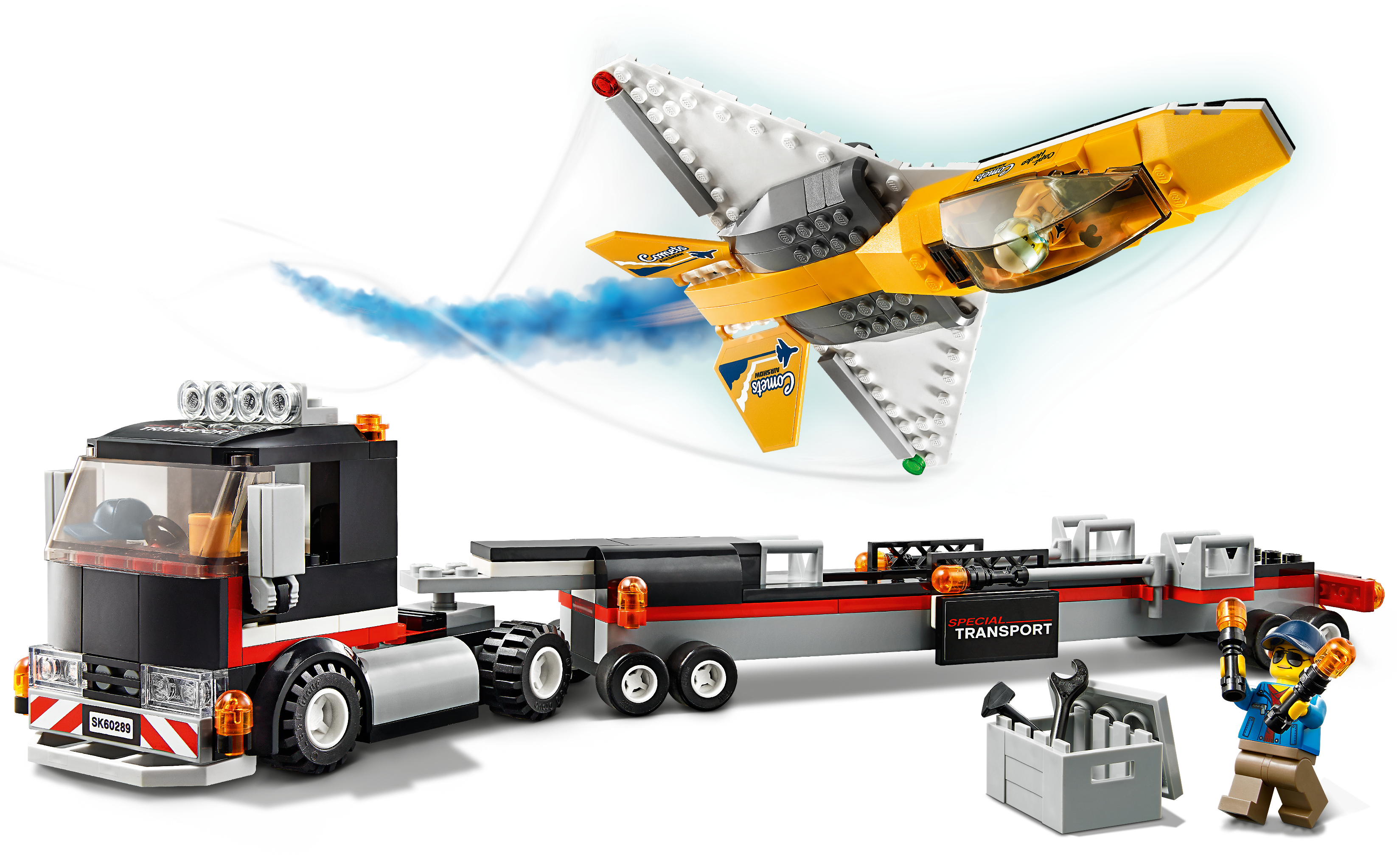 Airshow Jet Transporter