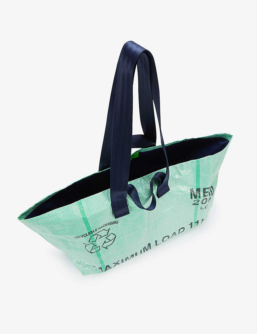SMALL PARCEL TOTE / GREEN