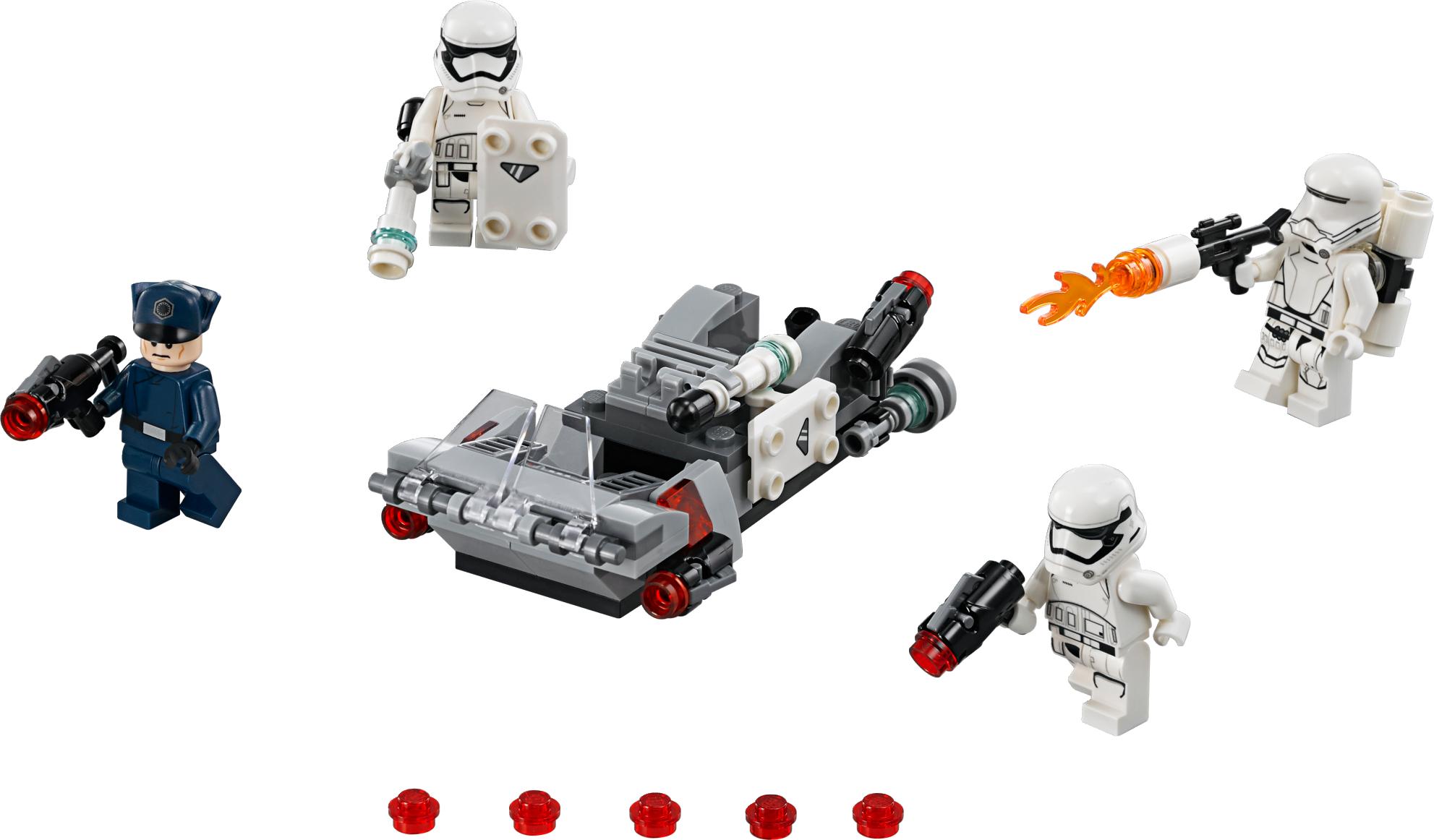 First Order Transport Speeder Battle Pack