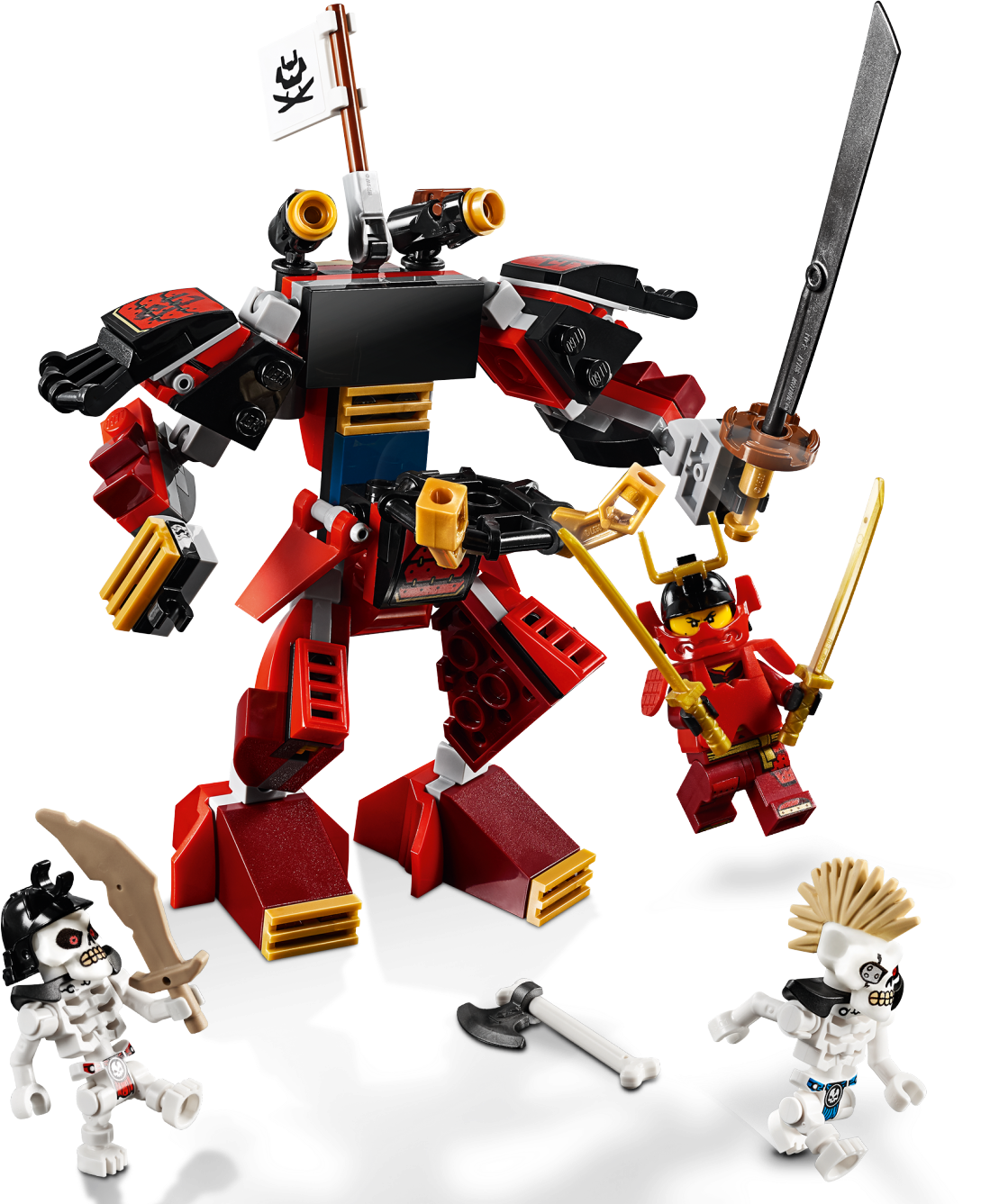 The Samurai Mech