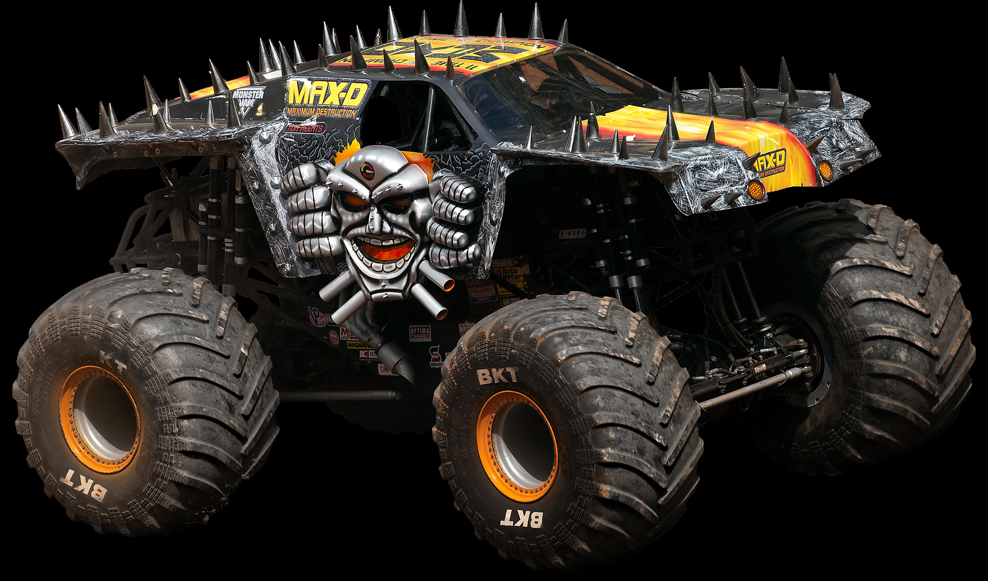 Monster Jam Max-D