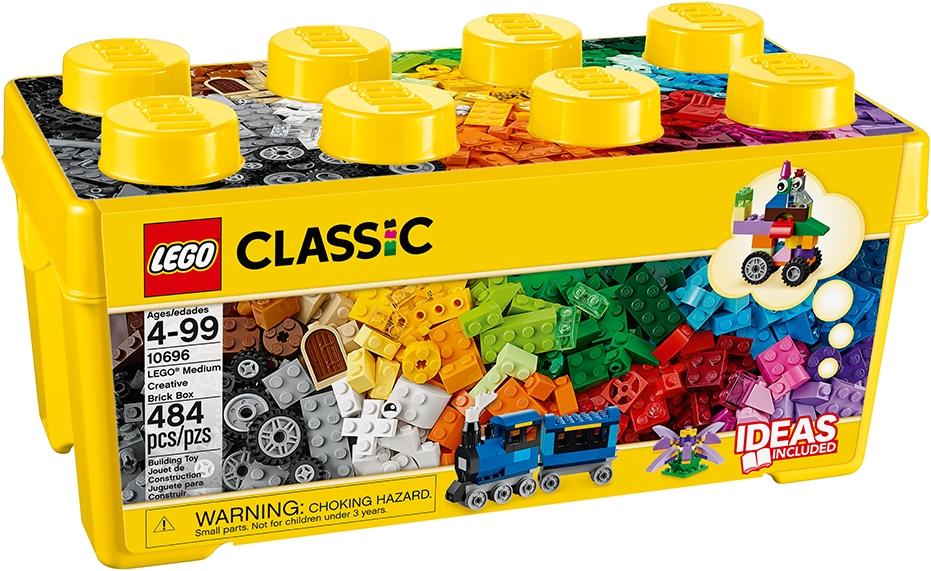 LEGO® Medium Creative Brick Box