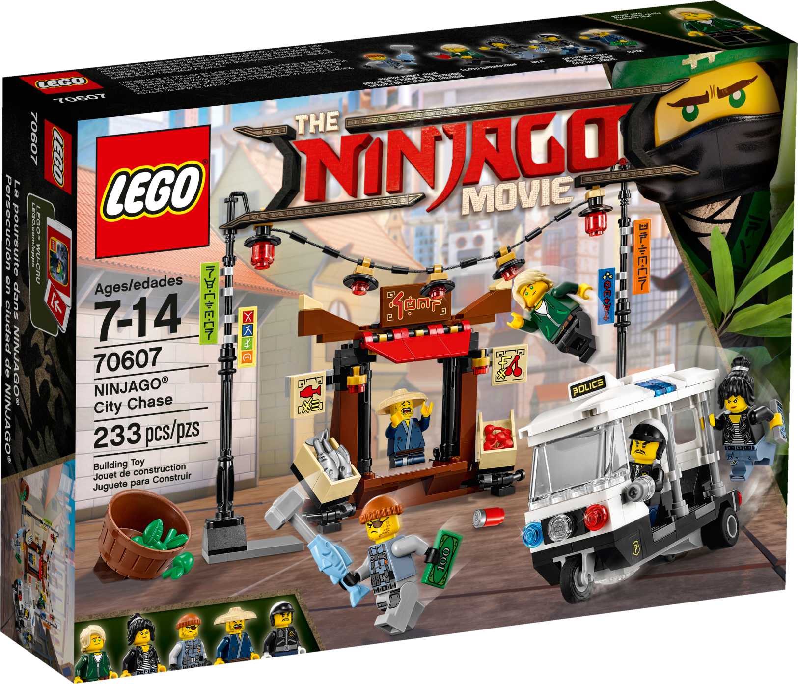 NINJAGO® City Chase
