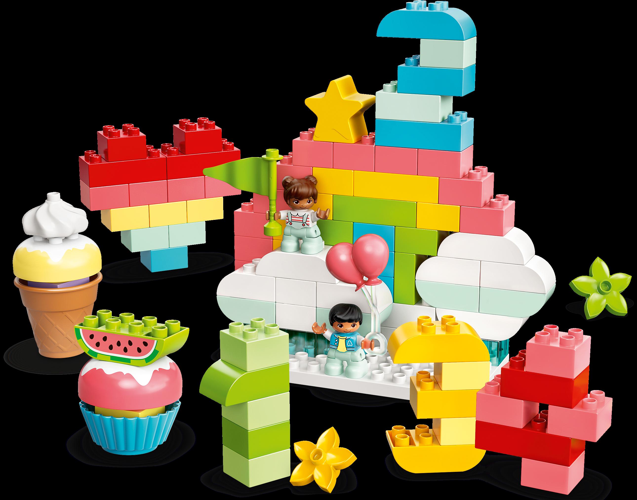 Creative Birthday Party